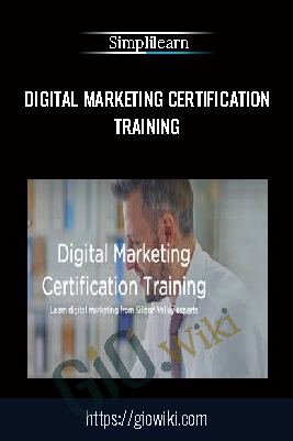Digital Marketing Certification Training