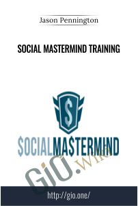 Social Mastermind Training – Jason Pennington