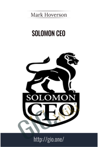 Solomon CEO - Mark Hoverson
