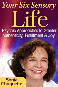 Your Six Sensory Life - Sonia Choquette
