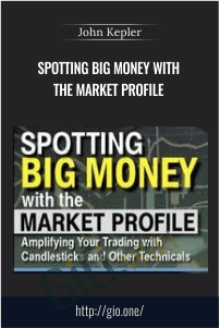 Spotting Big Money with the Market Profile – John Kepler