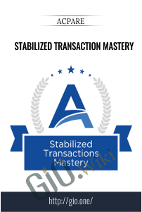 Stabilized Transaction Mastery – ACPARE