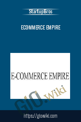 Ecommerce empire
