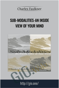 Sub-Modalities-An Inside View of Your Mind - Charles Faulkner