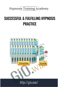 Successful & Fulfilling Hypnosis Practice - Hypnosis Training Academy