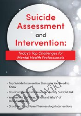 Suicide Assessment and Intervention: Today's Top Challenges for Mental Health Professionals *Pre-Order* - Paul Brasler