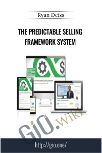 The Predictable Selling Framework System – Ryan Deiss