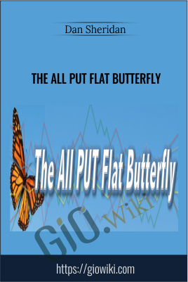 The All Put Flat Butterfly - Dan Sheridan