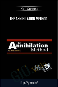 The Annihilation Method – Neil Strauss
