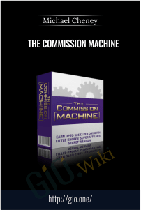 The Commission Machine – Michael Cheney