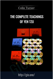 The Complete Teachings of Yen Tzu – Colin Turner