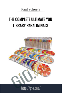 The Complete Ultimate You Library Paraliminals – Paul Scheele