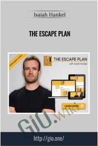 The Escape Plan – Dr. Isaiah Hankel