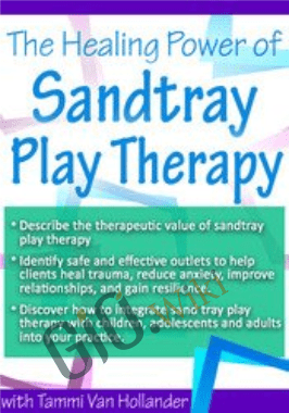 The Healing Power of Sandtray Play Therapy - Tammi Van Hollander