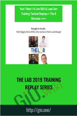 The Lab 2019 Training Replay Series