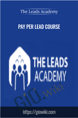 Pay Per Lead Course – The Leads Academy