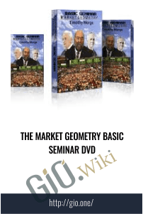The Market Geometry Basic Seminar DVD