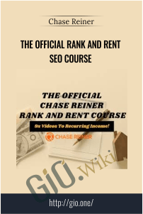 The Official Rank and Rent SEO Course - Chase Reiner