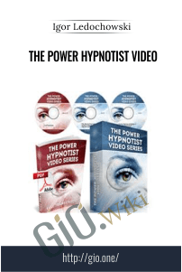 The Power Hypnotist Video