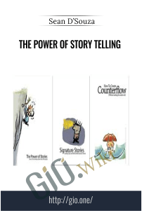 The Power Of Story Telling – Sean D'Souza
