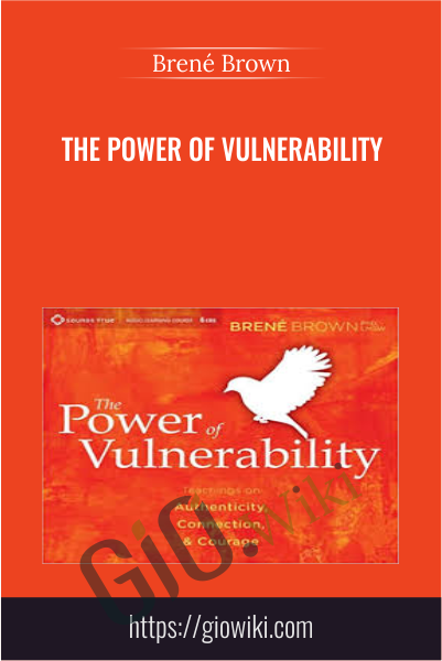 The Power of Vulnerability - Brené Brown