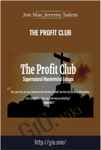 The Profit Club - Jon Mac,Jeremy Salem