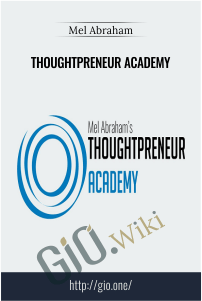 Thoughtpreneur Launchpad – Mel Abraham