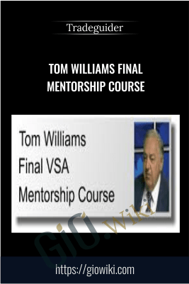 Tom Williams Final Mentorship Course