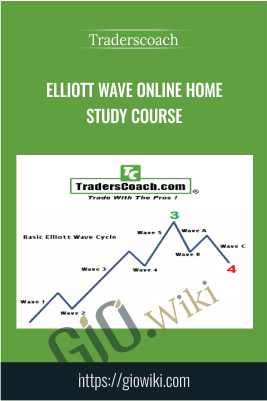 Elliott Wave Online Home Study Course – Traderscoach