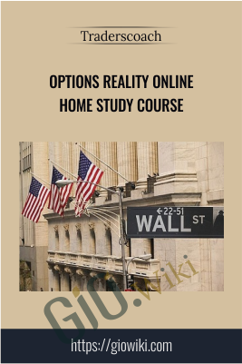 Options Reality Online Home Study Course – Traderscoach
