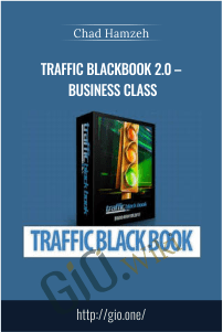Traffic Blackbook 2.0 – Business Class - Chad Hamzeh