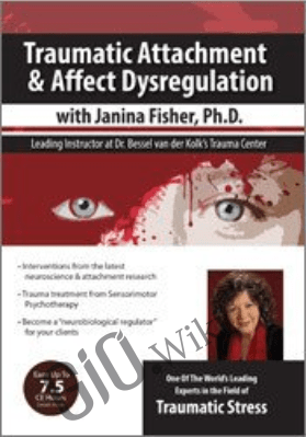 Traumatic Attachment and Affect Dysregulation with Janina Fisher, Ph.D. - Janina Fisher