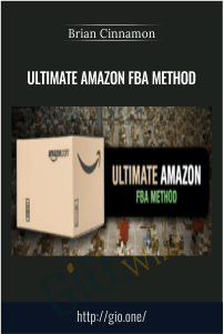 Ultimate Amazon FBA Method - Brian Cinnamon