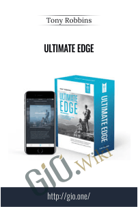 Ultimate Edge - Tony Robbins