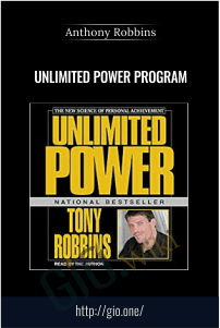 Unlimited Power Program – Anthony Robbins