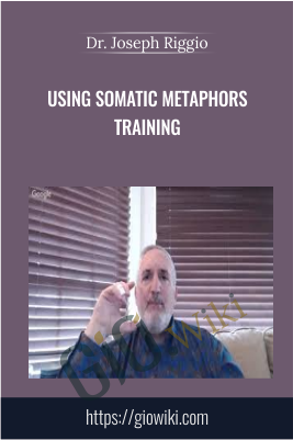 Using Somatic Metaphors Training - Dr. Joseph Riggio