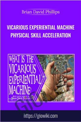 VICARIOUS EXPERIENTIAL MACHINE Physical Skill Acceleration - Brian David Phillips