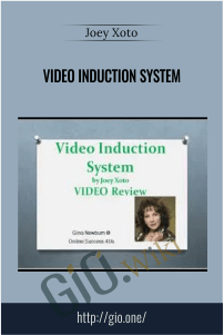 Video Induction System - Joey Xoto