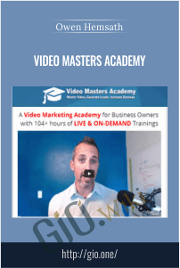 Video Masters Academy – Owen Hemsath