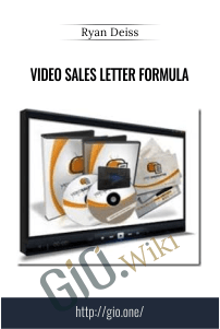 Video Sales Letter Formula - Ryan Deiss