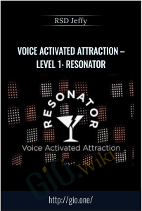 Voice Activated Attraction – Level 1: Resonator – RSD Jeffy