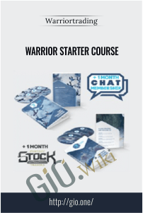 Warrior Starter Course – Warriortrading
