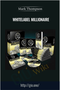 WhiteLabel Millionaire - Mark Thompson