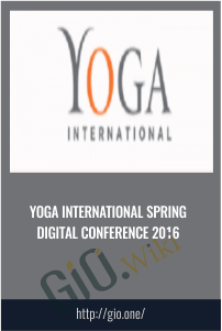Yoga International Spring Digital Conference 2016