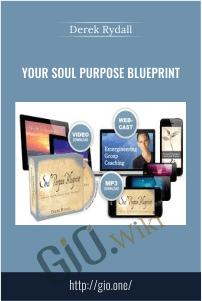 Your Soul Purpose Blueprint – Derek Rydall