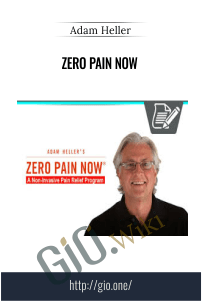 Zero Pain Now –  Adam Heller