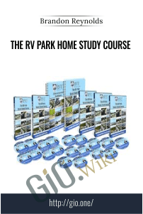the RV Park Home Study Course – Brandon Reynolds