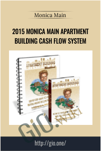 2015 Monica Main Apartment Building Cash Flow System
