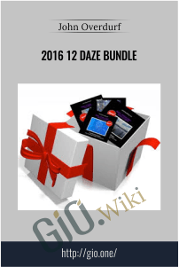 2016 12 Daze Bundle – John Overdurf
