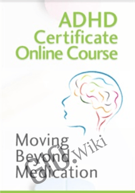 ADHD Certificate Course: Moving Beyond Medication - David Nowell, Ph.D, Teresa Garland & Cindy Goldrich